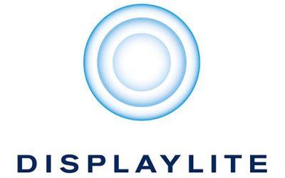Displaylite new brand identity