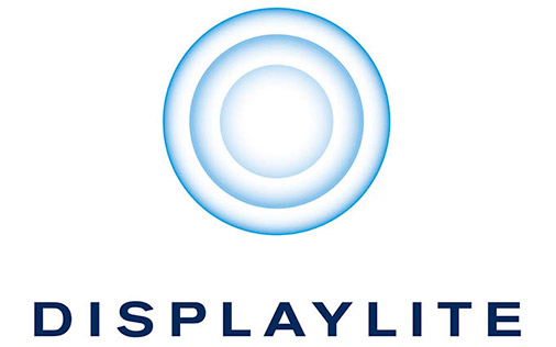 Displaylite new brand identity