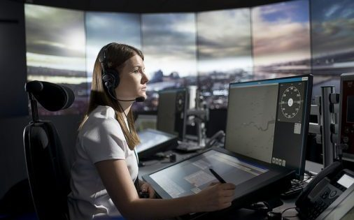 Displaylite's Touchscreens in New High-Tech Digital ATC Tower