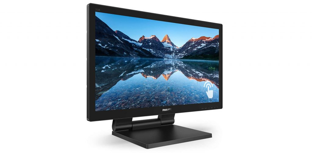 Philips touch monitors