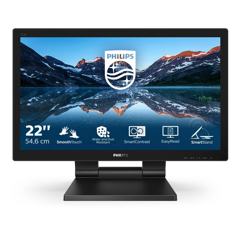 "22"" Philips touch monitor"
